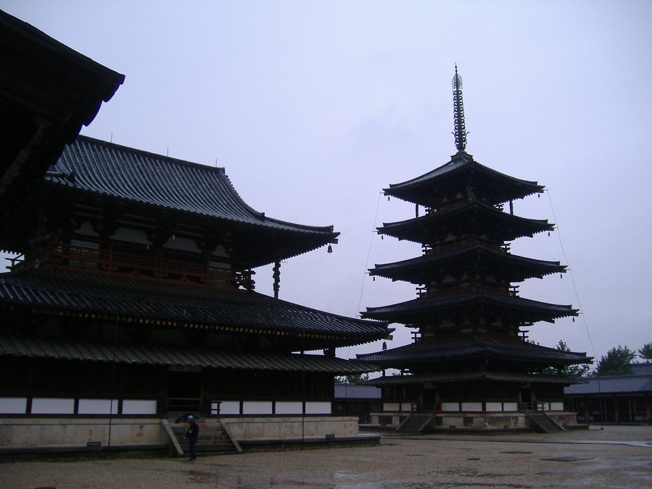 Horyuji Temple Japan City Tour