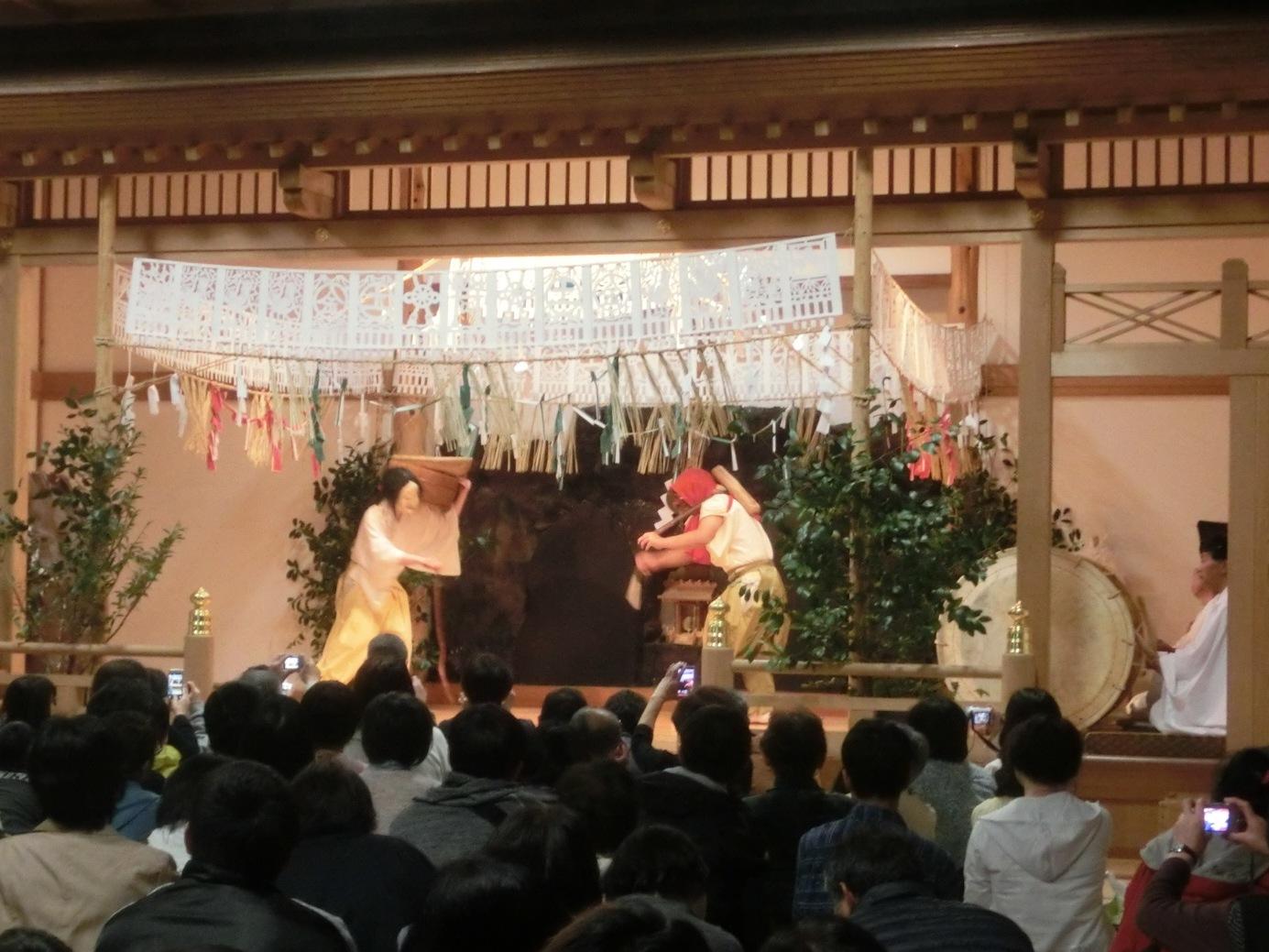 Takachiho Yokagura