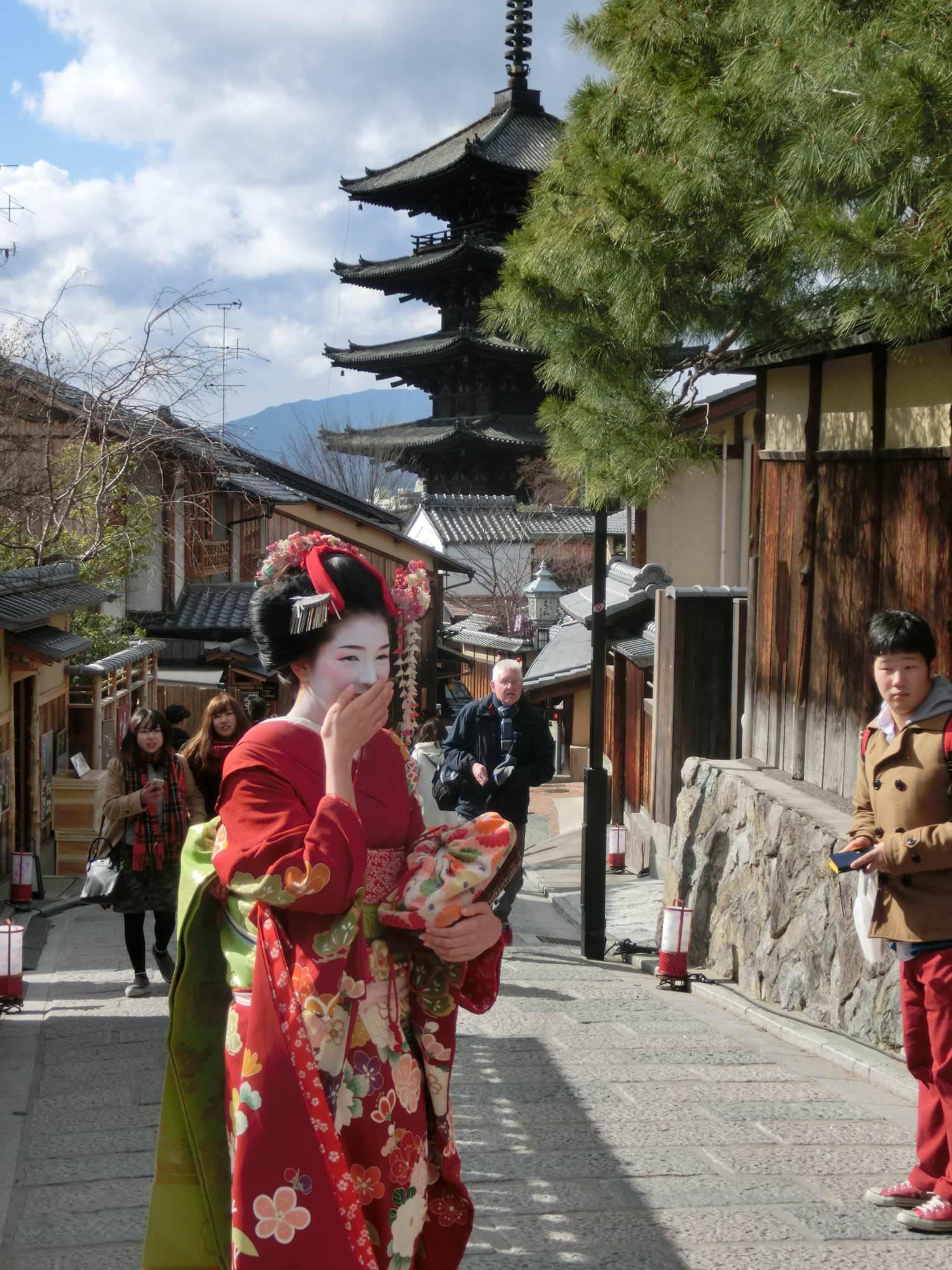 Kyoto History