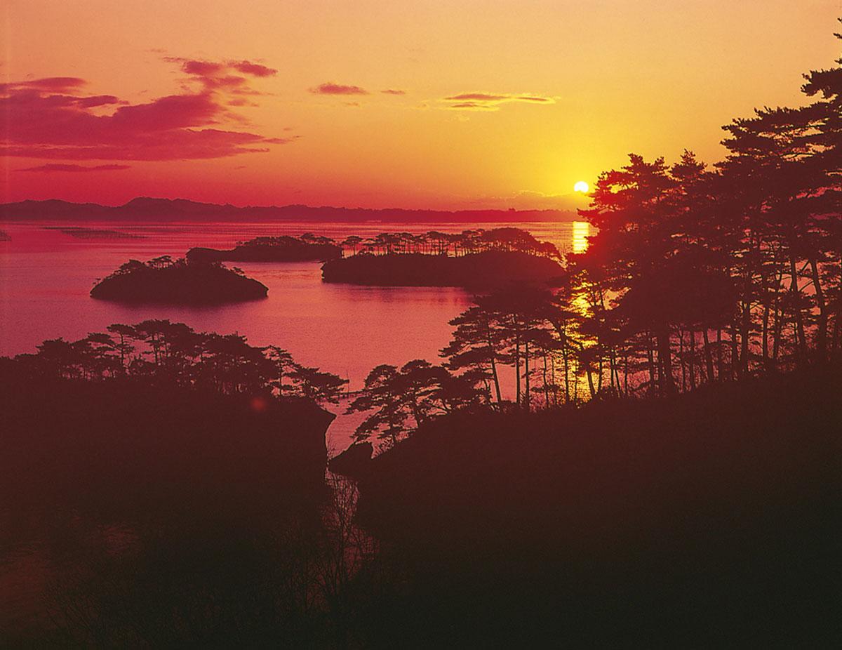 Matsushima and Naruko Onsen