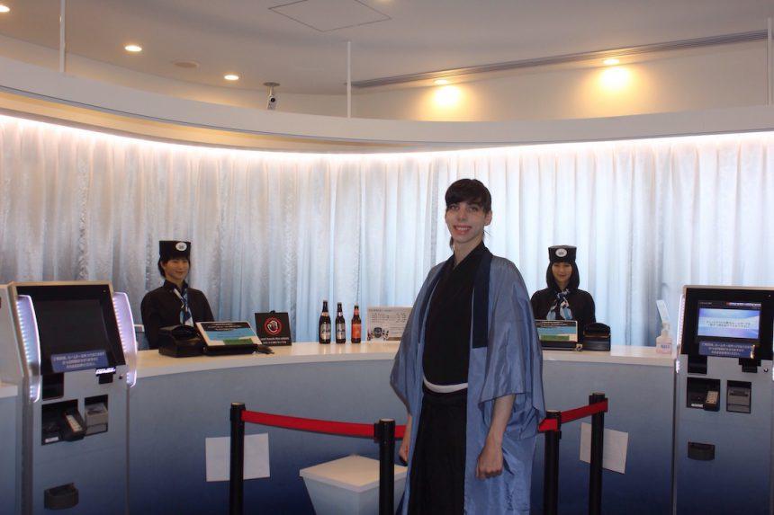 Henn Na Hotel