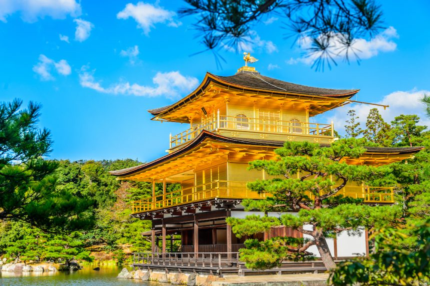 5 Recommended Places in Kyoto