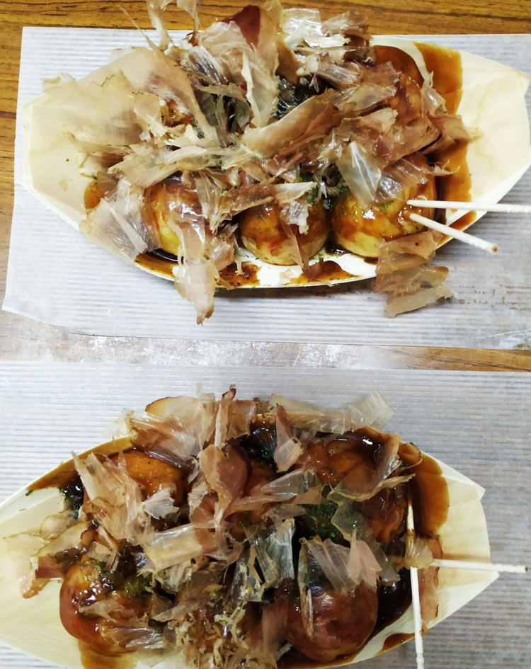Local Foods of Osaka