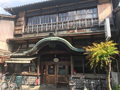 A Local Neighborhood in Kyoto