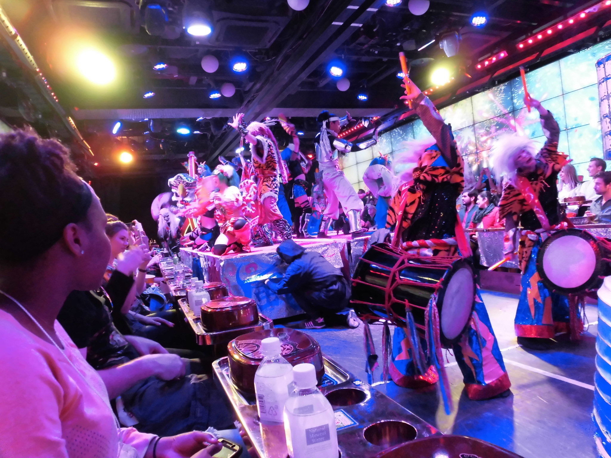 Robot Restaurant -temporarily closed-