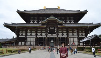Temple Todai-ji 東大寺