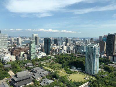 Tour de Tokyo 東京タワー