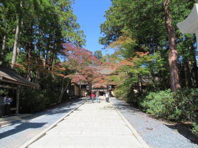 Temple Kongobu-ji 金剛峯寺