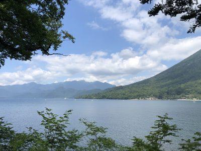 Lac de Chuzenji-ko 中禅寺湖